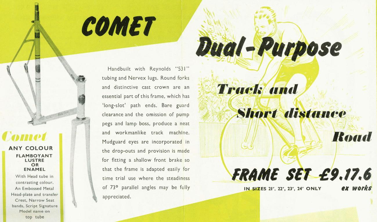 - Comet61
