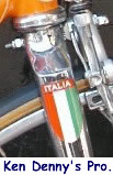 Italia For Decal