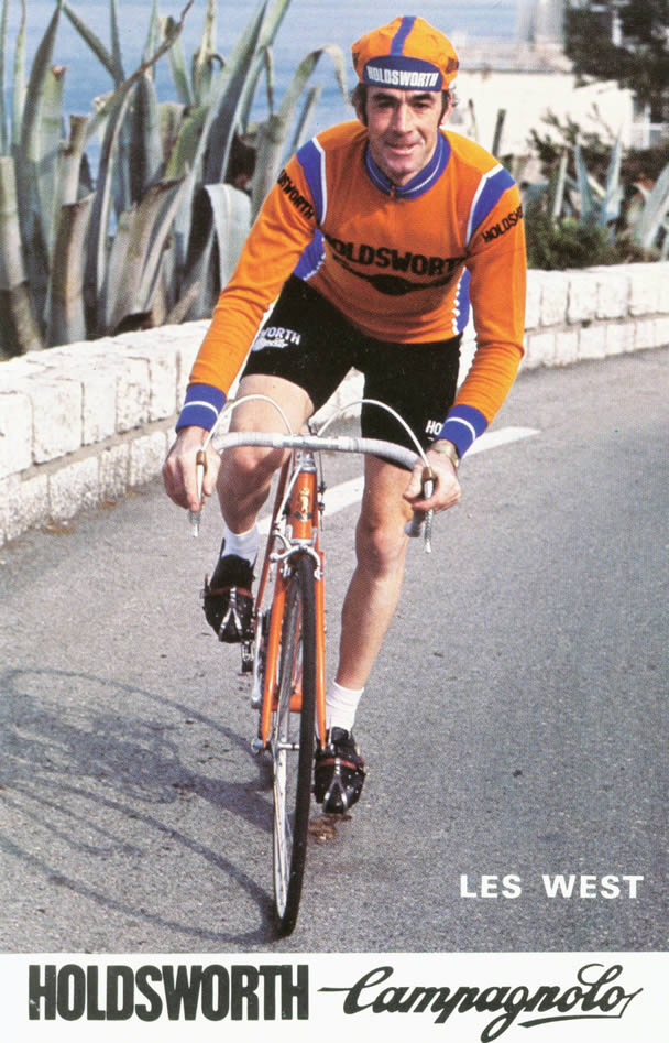 Holdsworth Campagnolo Professional Cycle Racing Team